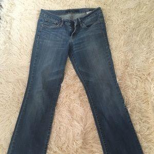Jessica Simpson SUNSET bootleg size29 inside leg30